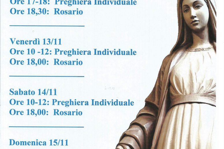 rosario per Maria